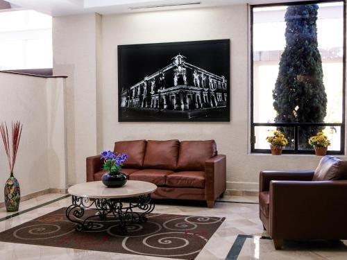 Hotel Quality Inn Aguascalientes - фото 4