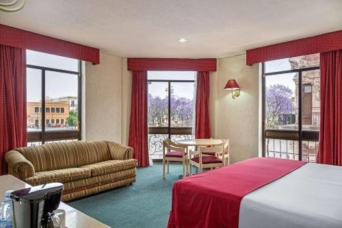 Hotel Quality Inn Aguascalientes - фото 5