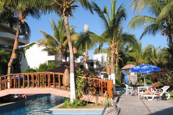 Hotel Marina La Paz - фото 20