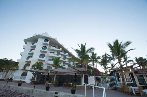 Hotel Marina La Paz - фото 22