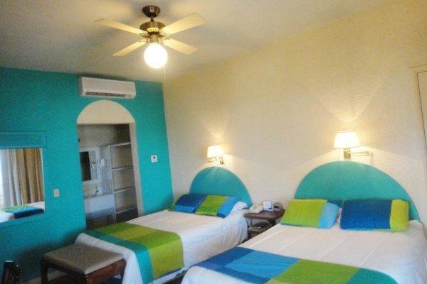Hotel Marina La Paz - фото 4