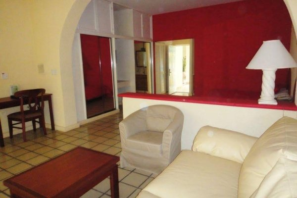 Hotel Marina La Paz - фото 5