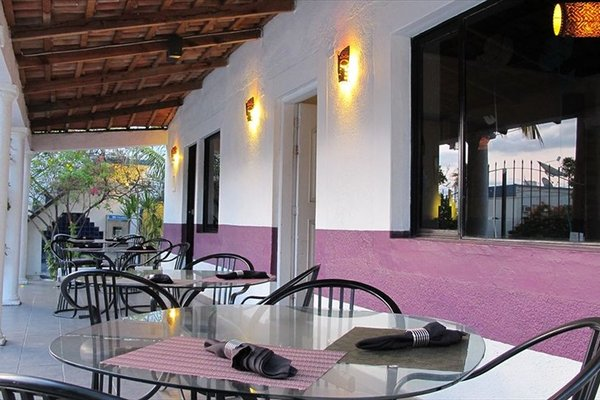 Hotel Mediterrane - фото 8