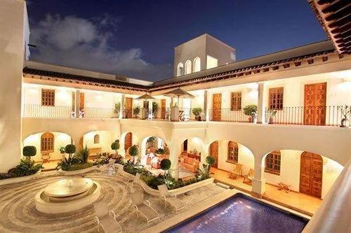 Hotel Boutique & Spa La Casa Azul - фото 22