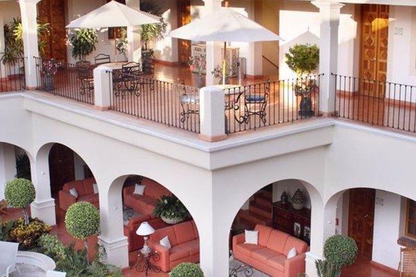 Hotel Boutique & Spa La Casa Azul - фото 23