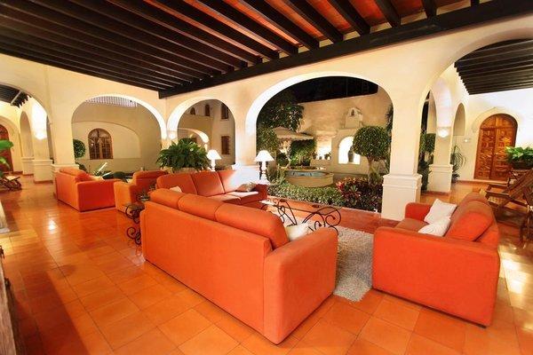 Hotel Boutique & Spa La Casa Azul - фото 5