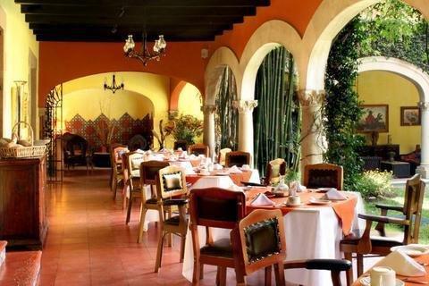 Hotel Racquet Cuernavaca - фото 13