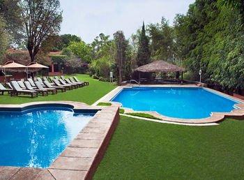 Hotel Racquet Cuernavaca - фото 21
