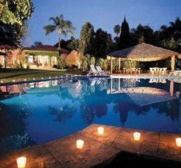 Hotel Racquet Cuernavaca - фото 22