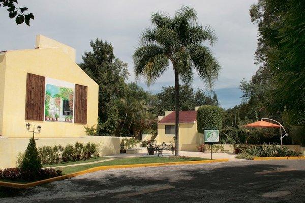 Hotel Racquet Cuernavaca - фото 23