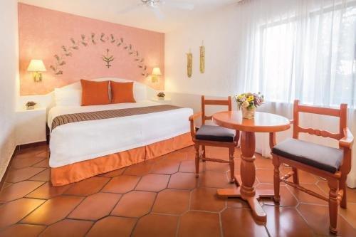Hotel Racquet Cuernavaca - фото 4
