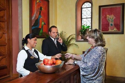 Hotel Racquet Cuernavaca - фото 5