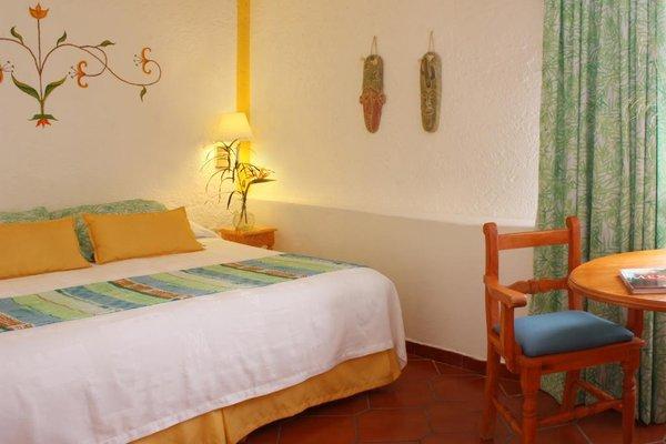 Hotel Racquet Cuernavaca - фото 7