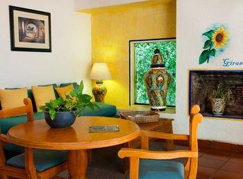 Hotel Racquet Cuernavaca - фото 8