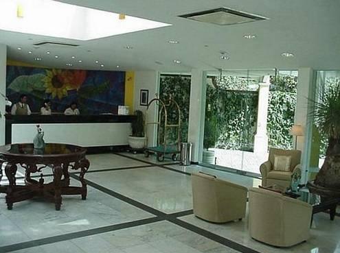 Holiday Inn Cuernavaca - фото 12