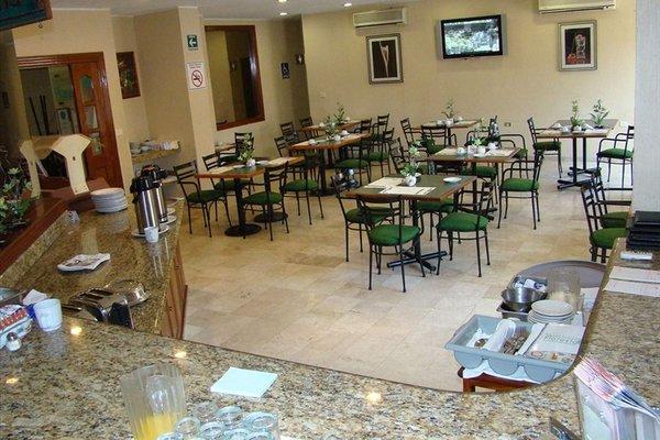Hotel & Suites Real del Lago - фото 14