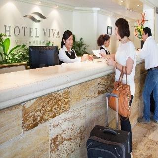 Hotel Viva Villahermosa - фото 14