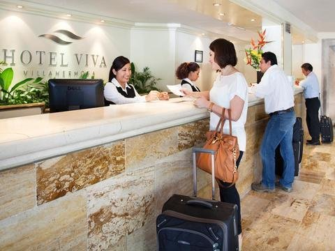 Hotel Viva Villahermosa - фото 15
