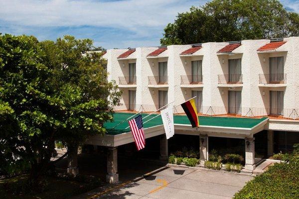 Hotel Viva Villahermosa - фото 23