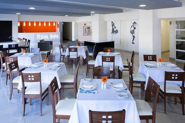 Real Inn Villahermosa - фото 12