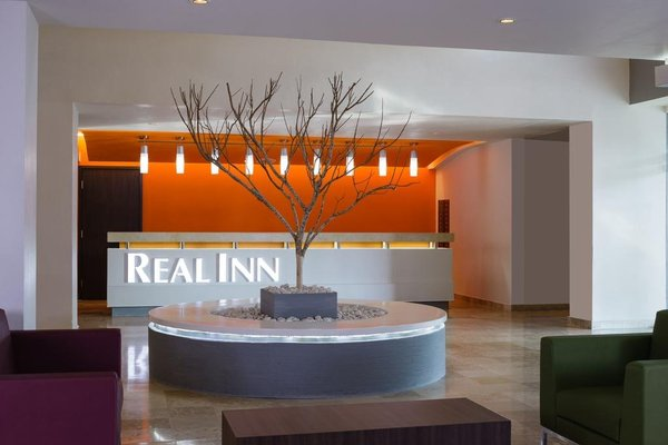 Real Inn Villahermosa - фото 15