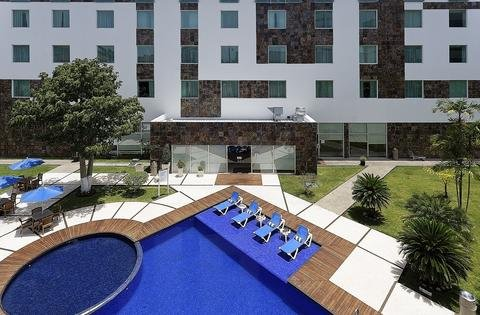 Holiday Inn Express Villahermosa - фото 22