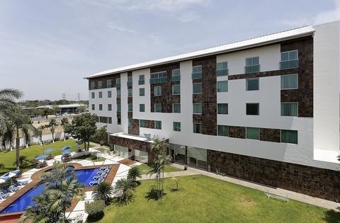 Holiday Inn Express Villahermosa - фото 23