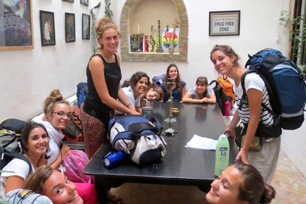 Essaouira Youth Hostel & Social Travel - фото 10
