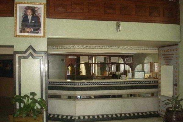 Hotel Bouregreg - фото 6