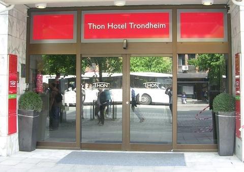 Thon Hotel Trondheim - фото 21