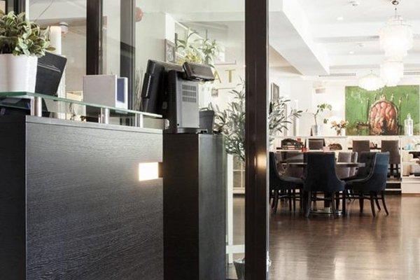 P-Hotels Trondheim - фото 20