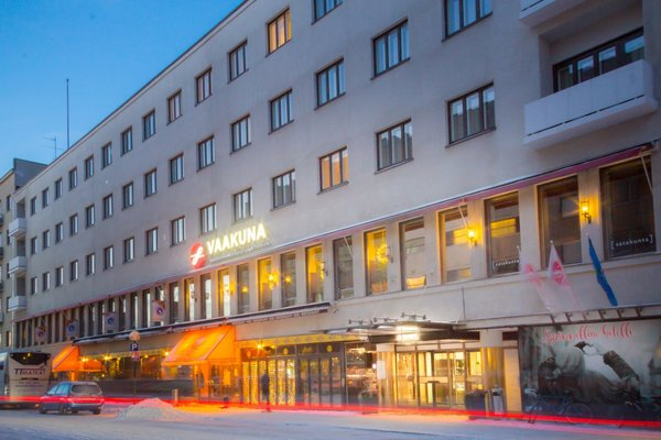 Original Sokos Hotel Vaakuna Pori - фото 22