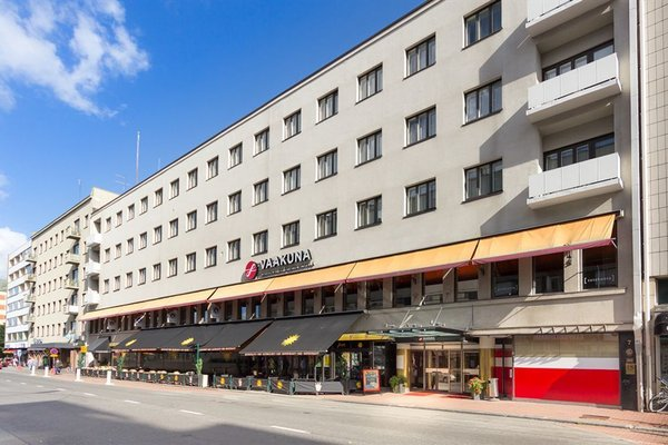 Original Sokos Hotel Vaakuna Pori - фото 23