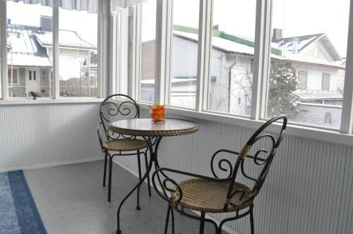 Apartment Hotel Kuukkarin Kortteeri - фото 11