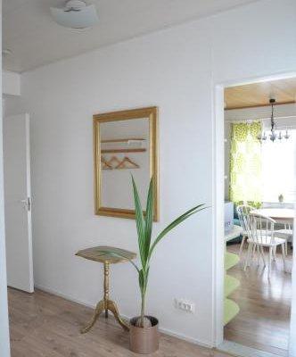 Apartment Hotel Kuukkarin Kortteeri - фото 18