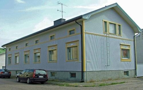 Apartment Hotel Kuukkarin Kortteeri - фото 22