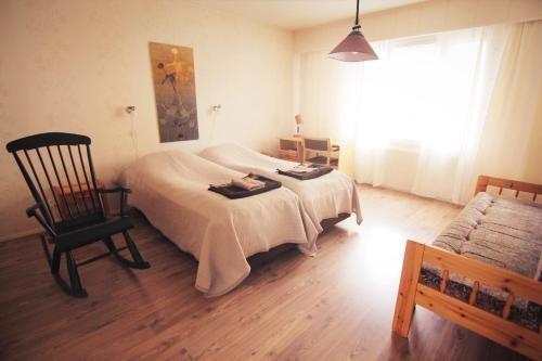 Apartment Hotel Kuukkarin Kortteeri - фото 3