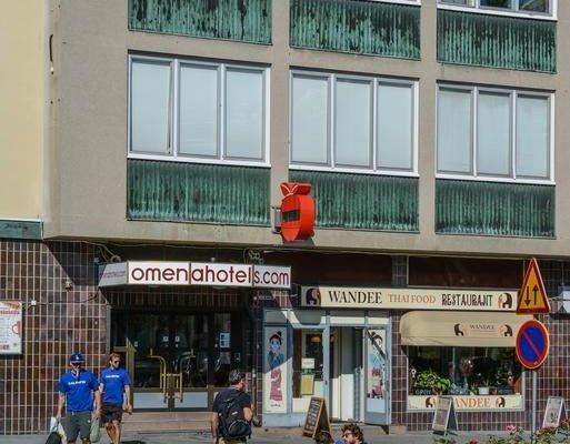Omena Hotel Pori - фото 21