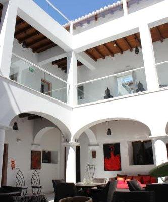 Hotel Palacio Blanco - фото 14