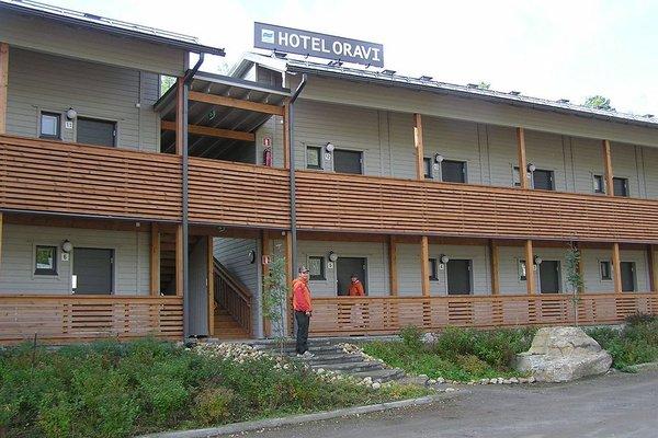 Oravi Apartments - фото 21