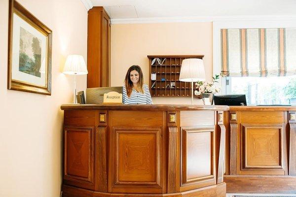 Hotel Villa Traiano - фото 12
