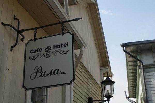 Cafe & Hotel Pusa - фото 10