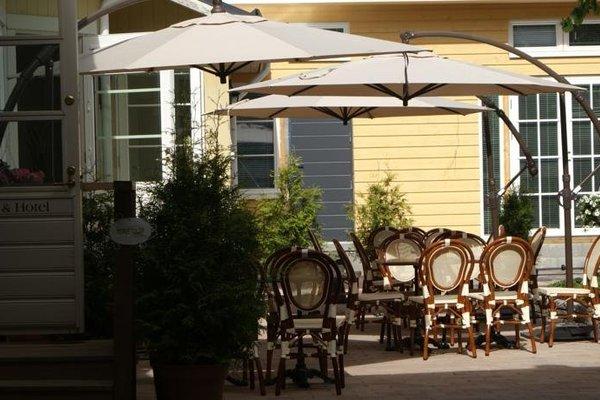 Cafe & Hotel Pusa - фото 7
