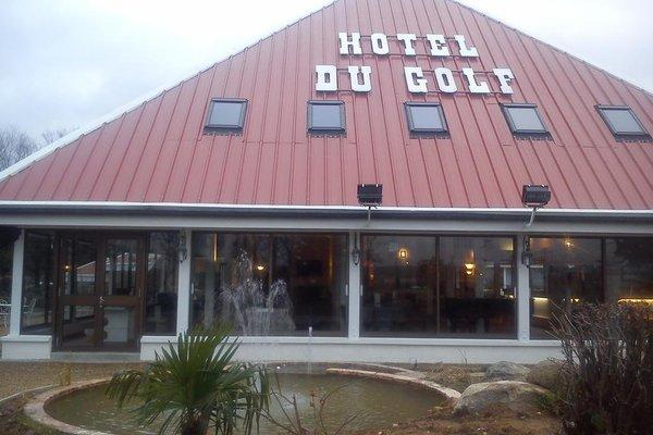 Hotel du Golf - фото 15