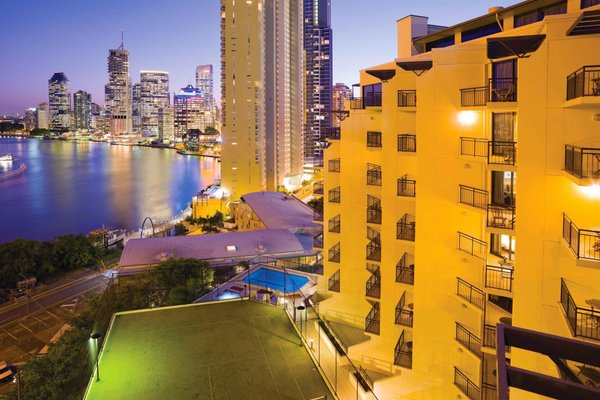 Adina Apartment Hotel Brisbane - фото 0
