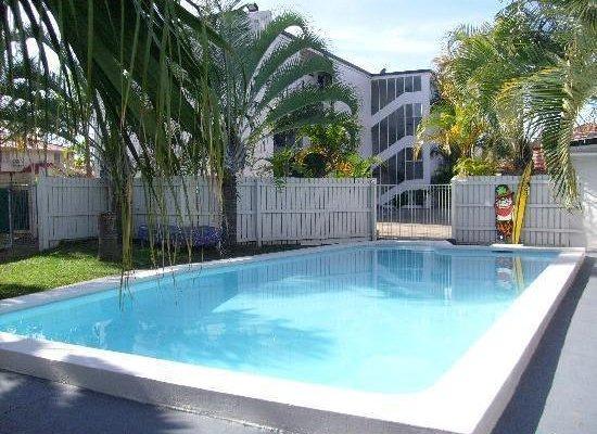 Queensland Motel, Брисбен