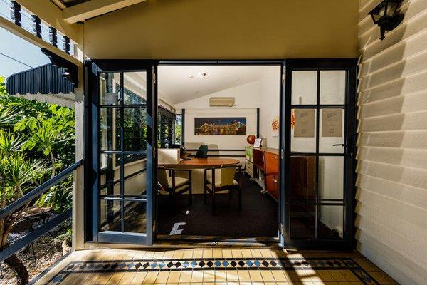 Bowen Terrace Accommodation - фото 15