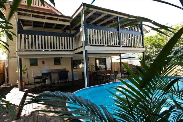 Bowen Terrace Accommodation - фото 23