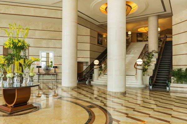 Sheraton Dubai Creek Hotel & Towers - фото 15