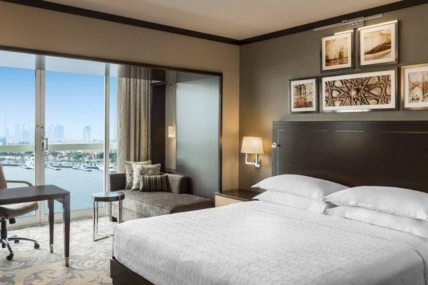 Sheraton Dubai Creek Hotel & Towers - фото 2